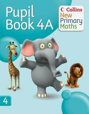 £2.70 • Buy Collins New Primary Maths - Pupil Book 4A-Peter Clarke