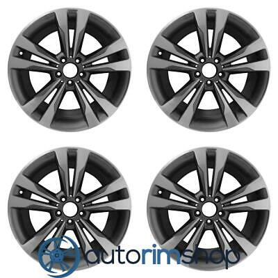 $1691.47 • Buy Mercedes S550e S600 2014-2016 19  Factory OEM Staggered Wheels Rims Set