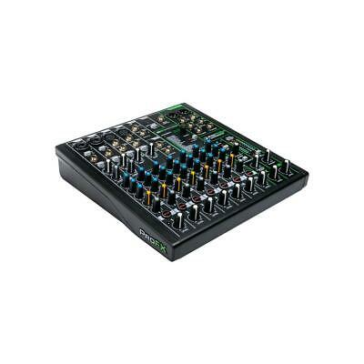 $229.99 • Buy Mackie ProFXv3 10-Channel Professional Effects Mixer With USB + Software Bundle