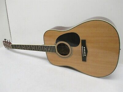 Starcaster By Fender Model 0910105125 Acoustic Guitar In Bag With Strap • 24.99$