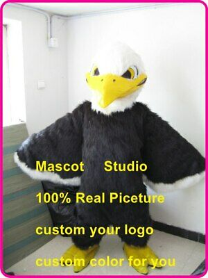 Halloween Eagle Mascot Costume Hawk Falcon Anime Cosplay Theme Fancy Carnival • 292.05£