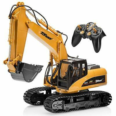 £44.99 • Buy Top Race Large Electric 15 Channel Full Functional Kid Professional RC Excavator