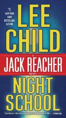Night School By Lee Child (author) • 8.35£