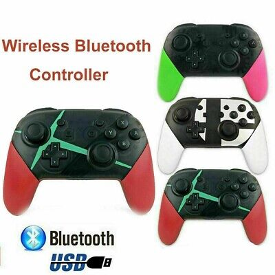 $23.99 • Buy NEW Pro Game Controller For Nintendo Switch Wireless Gamepad Joypad Console