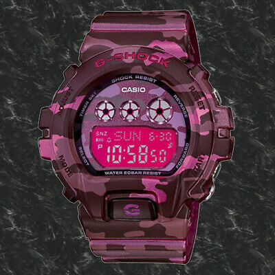 $ CDN76.06 • Buy Casio GMD-S6900CF-4C Women's G-SHOCK Camouflage Series Watch 200M New