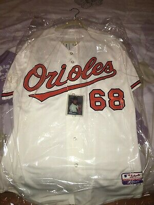 $59 • Buy MLB BALTIMORE ORIOLES HOME Jersey #48 MEL ROSARIO MAJESTIC SIZE 48