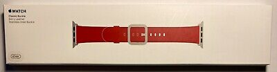 $ CDN195.78 • Buy New Apple Watch Classic Buckle Leather Band Berry Series 0 1 2 3 42mm 4 5 44mm