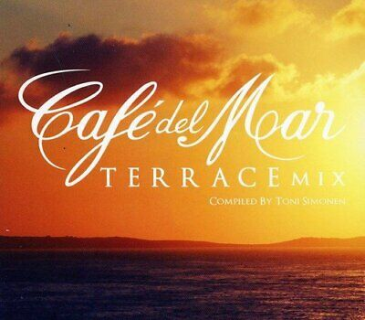 £4.95 • Buy Various - Cafe Del Mar - Terrace Mix (2011)  2CD  NEW/SEALED  SPEEDYPOST