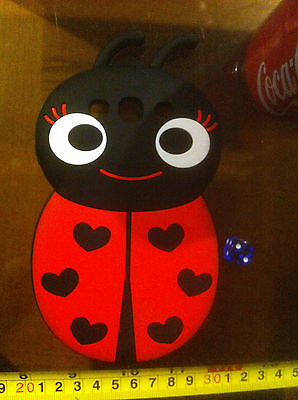 £1.99 • Buy Claire's Claires Accessories Cute Ladybird Samsung Galaxy S3 Phone Cover £8 RRP