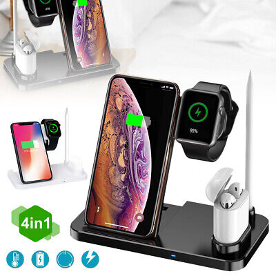 $ CDN23.79 • Buy Charging Dock Stand Station  Charger Holder For Apple Pencil Watch IWatch IPhone