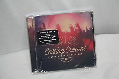 $11 • Buy Casting Crowns SEALED CD A Live Worship Experience