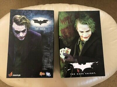$ CDN432.15 • Buy Batman The Dark Knight The JOKER MMS68 Hot Toys 1:6 Action Figure