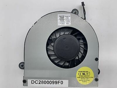 $21.25 • Buy New For DELL ALIENWARE M17x R3 R4 CPU Cooling Fan DC28000CMF0 DC2800099F0