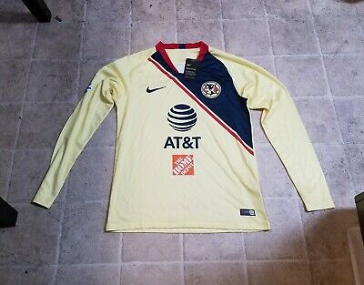$35 • Buy Club America Longsleeve Home Jersey -  Mens Size S & M