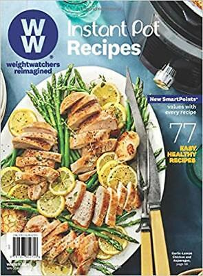 $14.45 • Buy Weight Watchers Instant Pot SINGLE ISSUE MAGAZINE – 2019 By The Editors Of We...