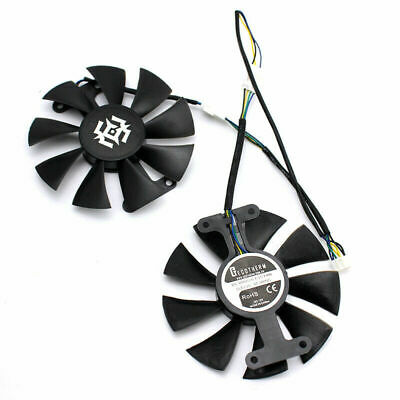 $ CDN16.77 • Buy Zotac GeForce GTX 1050Ti / GTX 1060 Graphics Cooling Fan