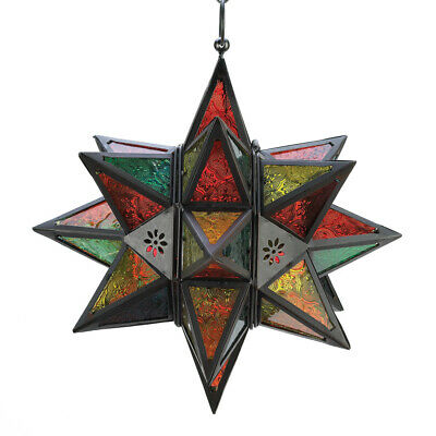 $29.88 • Buy Gallery Of Light - Moroccan-Style Star Lantern