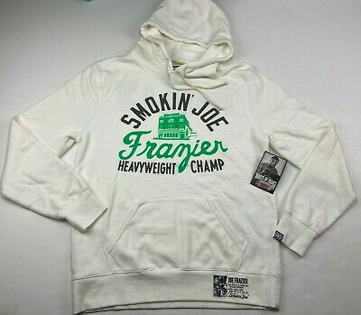 $64.99 • Buy Roots Of Fight Smokin Joe Frazier Sweatshirt Hoodie Philly Boxing Size Large-2XL