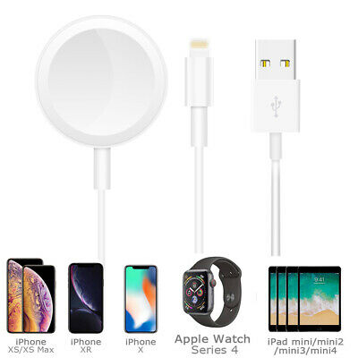 $ CDN5.78 • Buy For Apple Watch IWatch Magnetic Charging Cable Charger 38 44mm Series 1 2 3 4 5