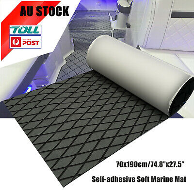 AU58.89 • Buy Rhombus Cutting EVA Foam Boat Flooring Non-slip Marine Yacht Kayak Sailboat Mat