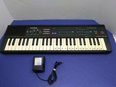 $89.95 • Buy Casio Casiotone MT-140 Electronic Musical Keyboard 210 Sound Tone Piano TESTED