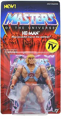 $39.95 • Buy Masters Of The Universe - He-Man - Vintage 5.5  Action Figure Super 7 MOTU