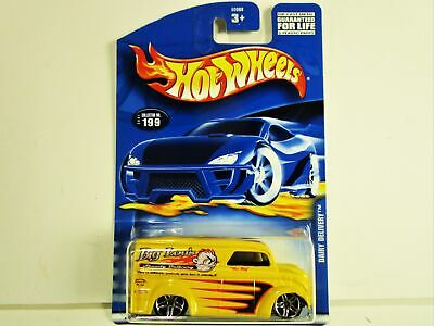 $7.64 • Buy Hot Wheels Dairy Delivery Milk Truck Mr Big Graphics New In 2001 Package Nice