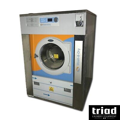 $7500 • Buy '10 Wascomat PRONTO 30lb Commercial Washer/Dryer IN ONE! 1PH Laundromat