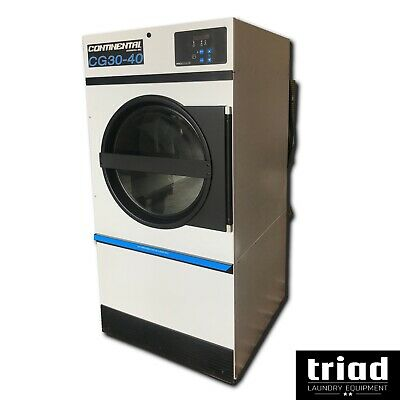 $2200 • Buy '10 Continental 35lb ELECTRIC Commercial Dryer OPL Wascomat Speed Queen Hotel