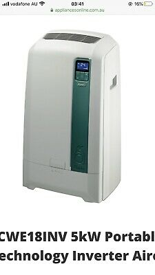 AU900 • Buy Delonghi Portable Air Conditioning ( Water To Air Technology