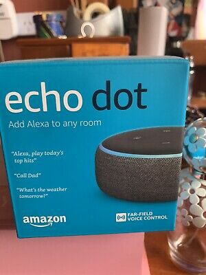 AU69 • Buy Amazon Echo Dot 3rd Generation