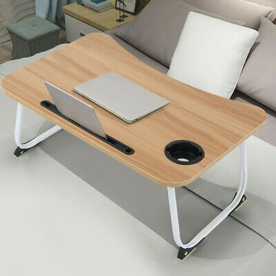 $19.99 • Buy Foldable Portable Laptop Stand Bed Lazy Laptop Table Small Desk Breakfast Tray