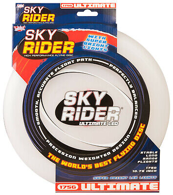 Wicked Sky Rider Ultimate LED Outdoor Flying Disc • 9.99£