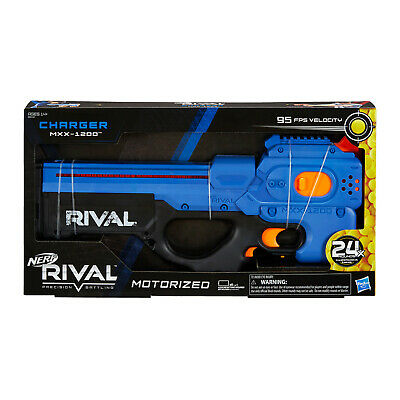 AU99.95 • Buy Nerf Rival -- Charger MXX -1200 Motorized Blaster  FAST POST IN HAND