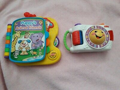 Fisher Price Camera And Book • 9£
