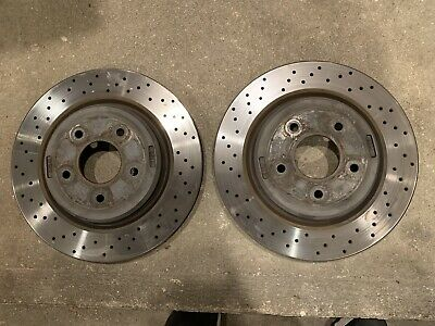 $60 • Buy Chevy Corvette C6 Z06 Rear Brake Rotors