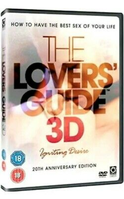 The Lovers Guide 3D - Igniting Desire DVD NEW DVD Gift Idea Valentines  • 2.58£