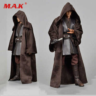 $54 • Buy Hot Toys Star Wars Anakin Skywalker Dark Side 1/6th Scale Jedi Cloak Robe