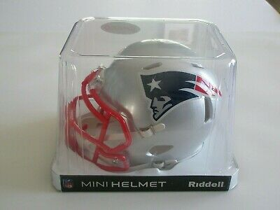 $21.99 • Buy Riddell Mini Helmet Speed New England Patriots NFL NIB