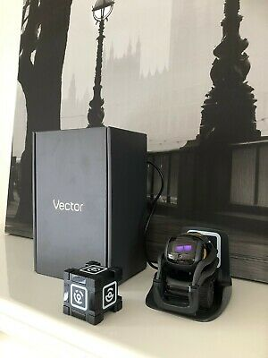 AU152.50 • Buy Vector Robot By Anki (with Alexa) Unwanted Gift