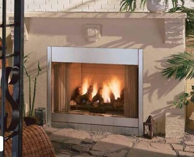 $1950 • Buy Majestic Al Fresco OUTDOOR Natural Gas FIREPLACE VENT FREE 36  ODGSR36ARN  NEW