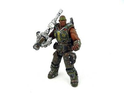 $16 • Buy NECA Gears Of War 3 7-inch Scale  Augustus Cole W/ One Shot/ Lancer - Loose