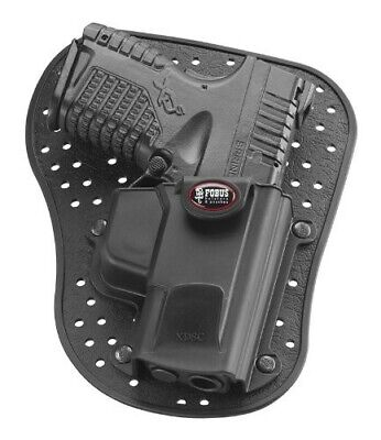 $14.40 • Buy Fobus IWB - Inside The Waistband Holster For Springfield XDS - XDSC