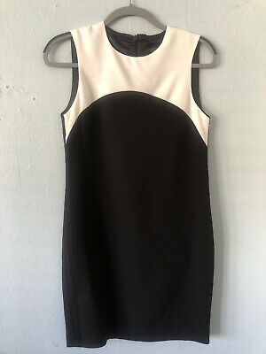 $20 • Buy Womens Black And White Zara Dress Size Extra Small New W/OT Retail: $59.50