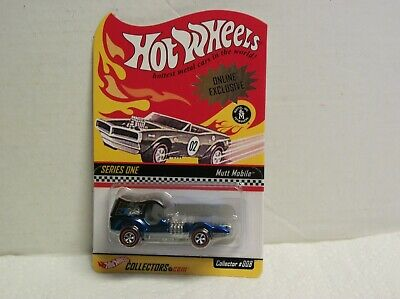 $5.95 • Buy Hot Wheels RLC Series 1 Online Exclusive Mutt Mobile Collector #008 - 1574/10000
