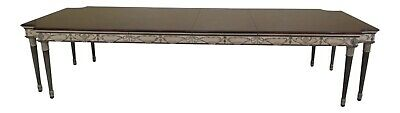 $4295 • Buy 47927EC: EJ VICTOR Newport Mansions Paint Decorated Dining Table