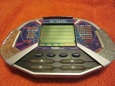 £3.55 • Buy Who Wants To Be A Millionaire Electronic Game