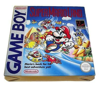 AU139.90 • Buy Super Mario Land Boxed Nintendo Gameboy (Complete) #2