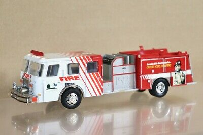 $55.79 • Buy CORGI ARCHIVE PRE PRODUCTION 54801 E-ONE TOWN Of FISHERS PUMPER FIRE TRUCK Nv