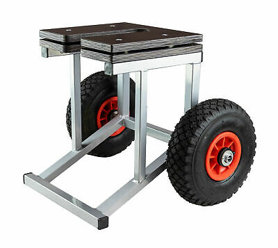 AU96.27 • Buy Trolley For The Outboard Motor 60 Kg. Pat_001